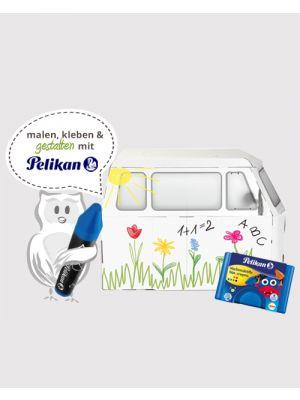 Kickpack - Lern- und Spielbus