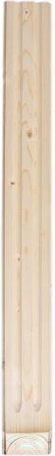 Balkonprofil für Holzbalkon - 6084 (90x840x45mm) 1